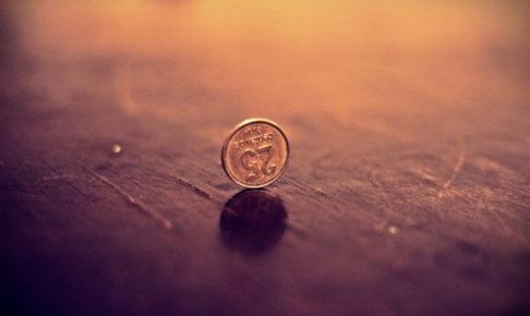 ギミックコインを使ったマジック