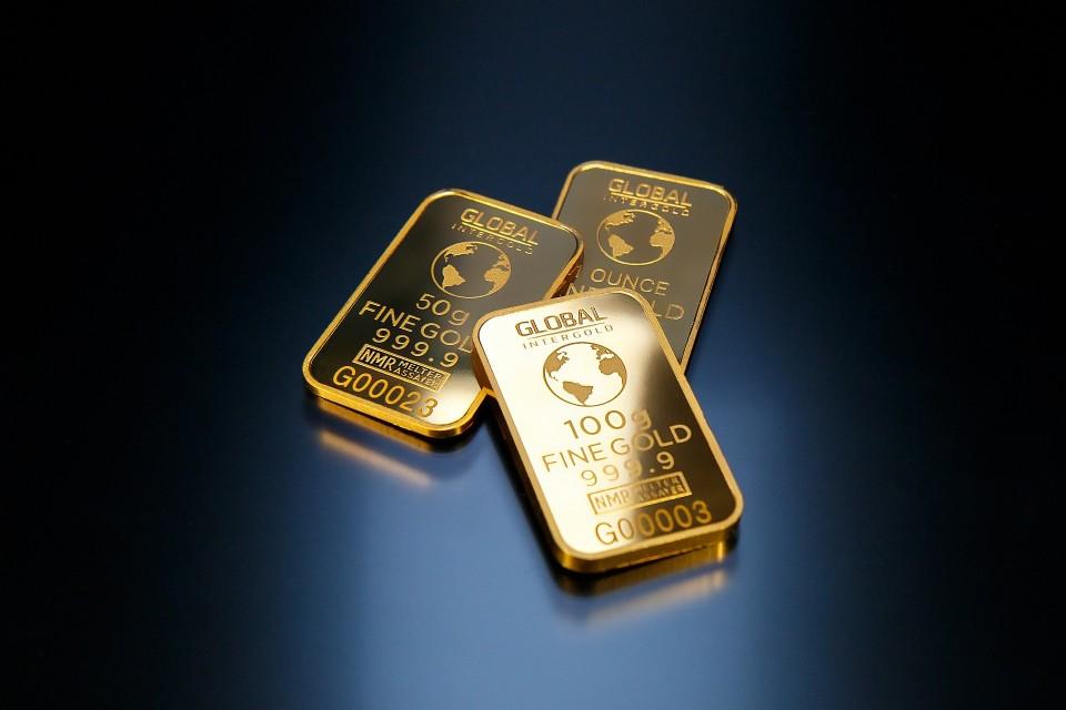 純金の画像